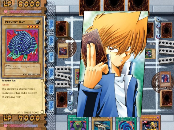 Yu-Gi-Oh! Power Of Chaos Joey The Passion Juego para PC Descargar