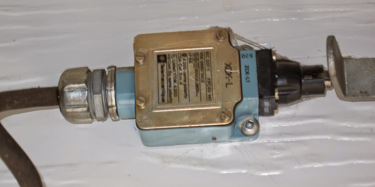Glen S Home Automation Using An Industrial Limit Switch