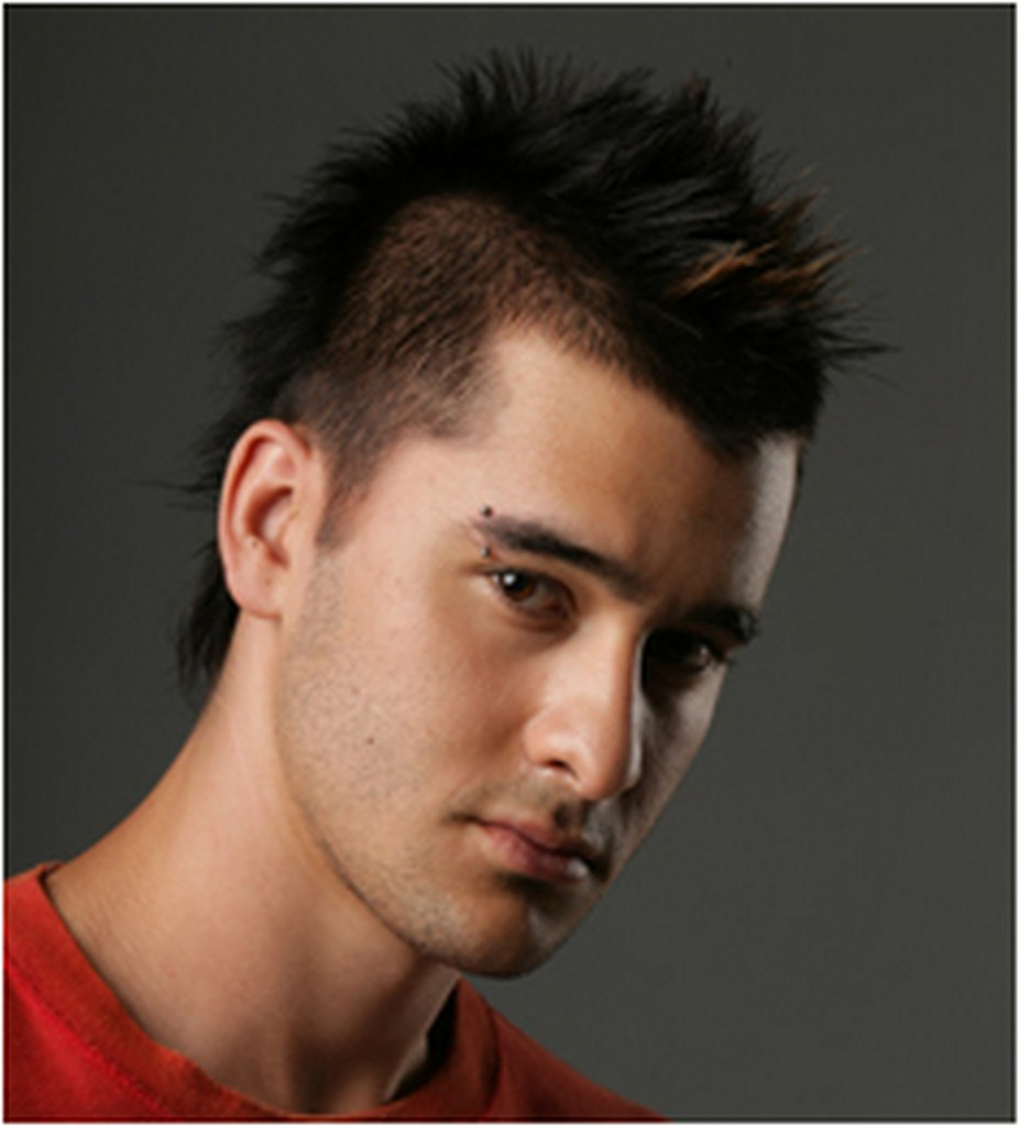 Mohawk Haircut 2013 For Man Haircut 2013