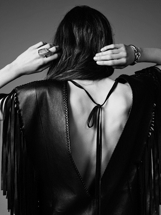 Saint Laurent Resort 2015 by Hedi Slimane, Psych Rock, Grace Hatzel