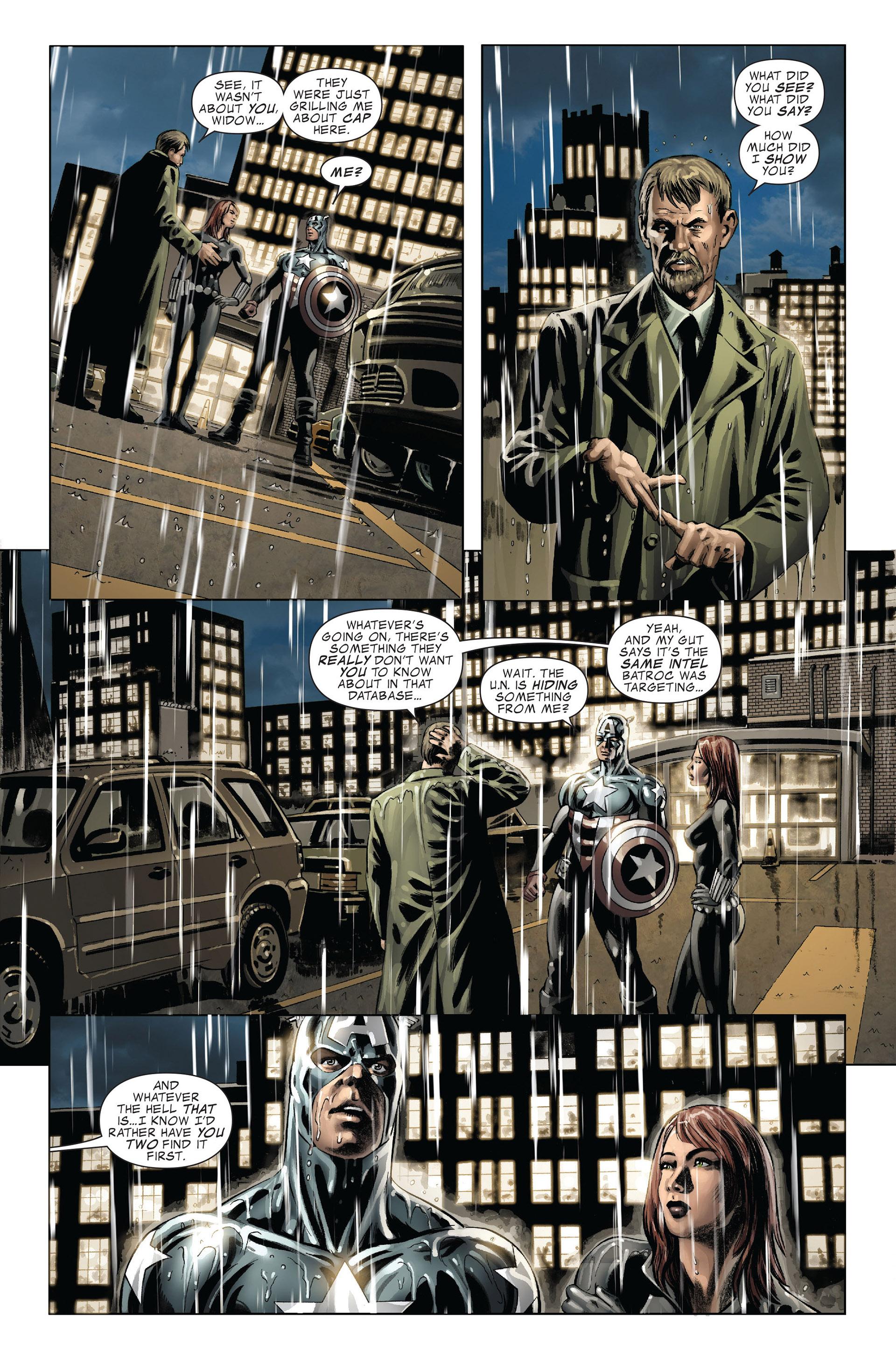 Captain America (2005) Issue #44 #44 - English 7