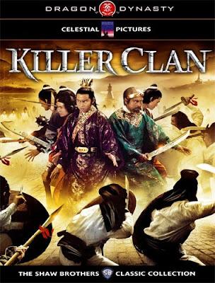 Ver Killer Clan Película Online Gratis (2011)