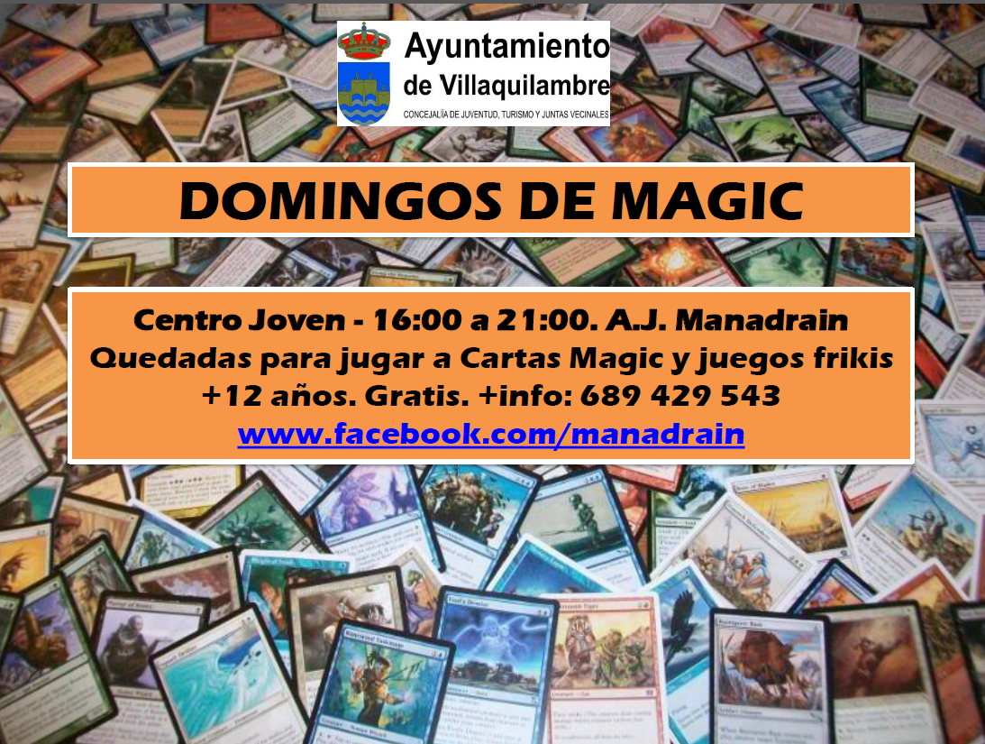 Domingos de Magic