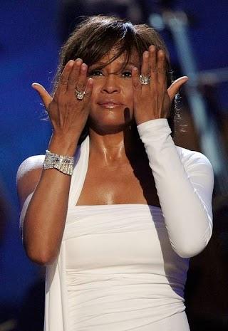 Catatan Kematian Seorang Diva - Whitney Houston