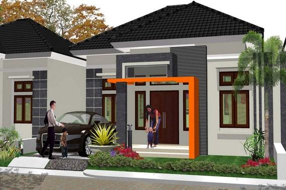 Desain Rumah Sederhana Type 36 Modern 1 Lantai Minimalis 2015 & Desain Rumah Sederhana Type 36 Modern 1 Lantai Minimalis Terbaru ...