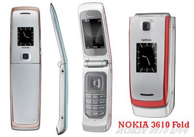 Download Firmware Nokia 3610 Fold RM-429 v3.53 BI Only