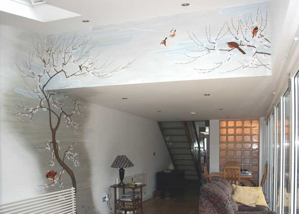 best japanese wall murals design japanese wallpaper murals submited images