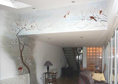 Best Japanese Wall Murals Design - Wall Decor Ideas - Zimbio