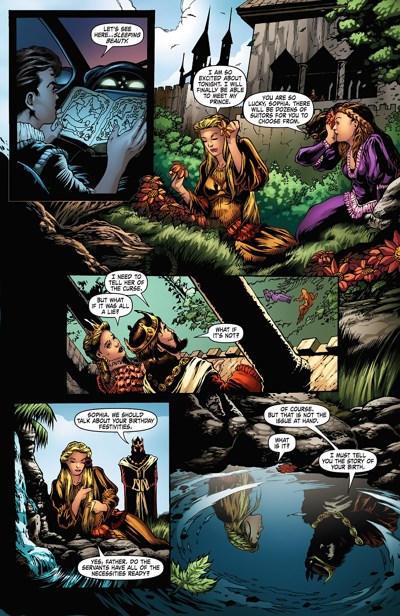 Grimm Fairy Tales (2005) Issue #5 #8 - English 7