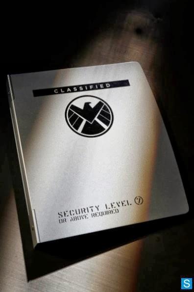 série da Marvel Agents os S.H.I.E.L.D