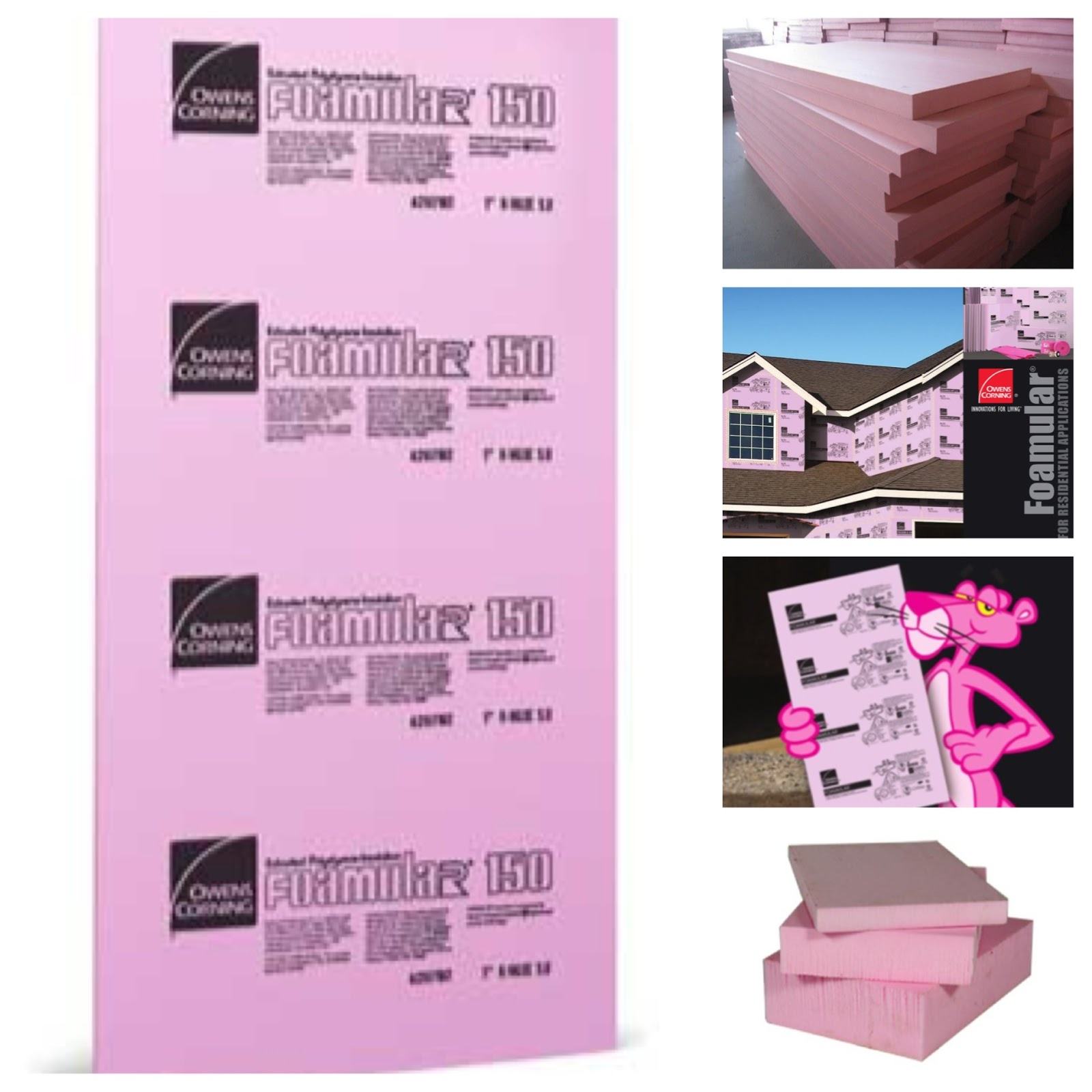 this post is going to be about the use of owens corning pink foamular insulation foam for crafting and prop making i found out about this amazing substance