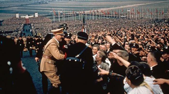 dramático asenso de Adolf Hitler al poder