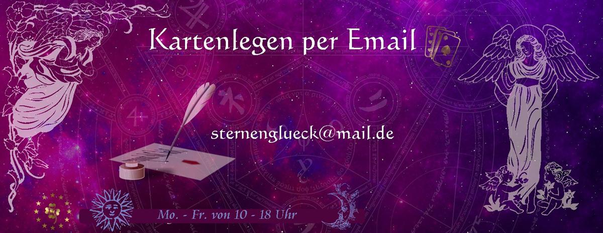 Kartenlegen per Email