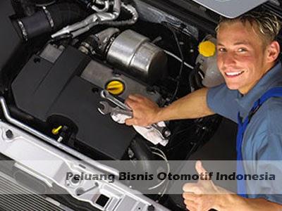 peluang bisnis otomotif di indonesia
