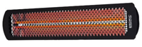 Bromic Heating BH0420004 4000W Tungsten Smart-Heat Black Electric Heater