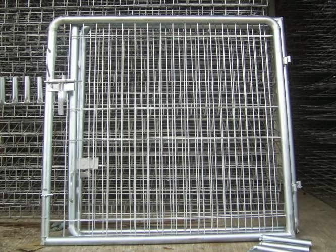 Contoh Pagar BRC atau Galvanized Fence - Pagar Anti Karat