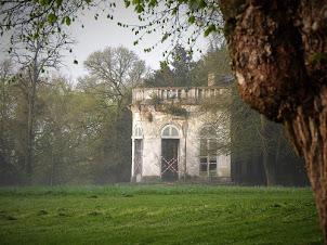 Sauvetage du Pavillon de Musique XVIIIe du château de Meung sur Loire