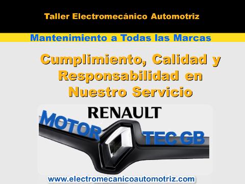 Diagnostico, Mantenimiento y Reparación Electromecanico Automotriz Especializado