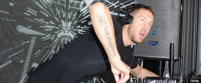 pics of DJ Calvin Harris