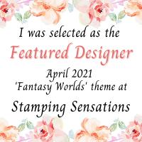 Featured Designer a Stamping Sensatons!