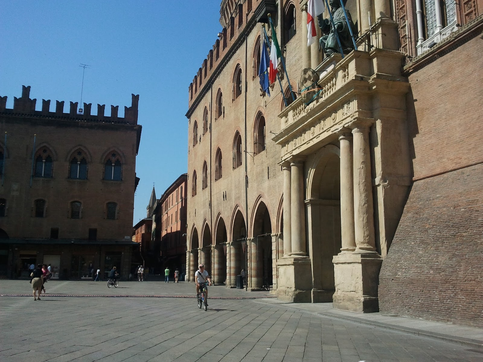how to travel from bologna to bellagio