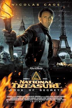 Kho Báu Quốc Gia: Cuốn Sách Tối Mật - National Treasure: Book Of Secrets (2007) Poster