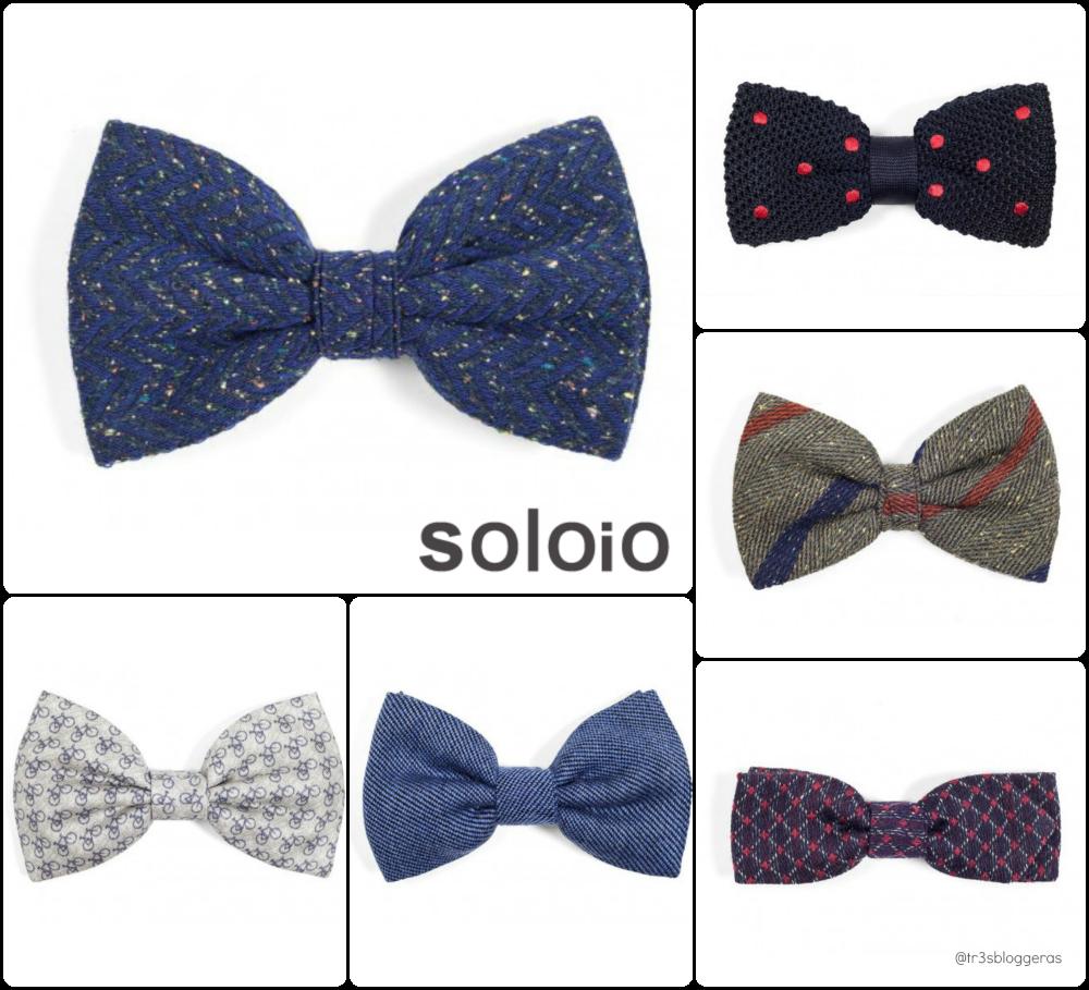 SOLOiO Valencia tienda pajaritas moda masculina favoritas