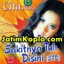 Album Cita Citata - Sakitnya Tuh Disini