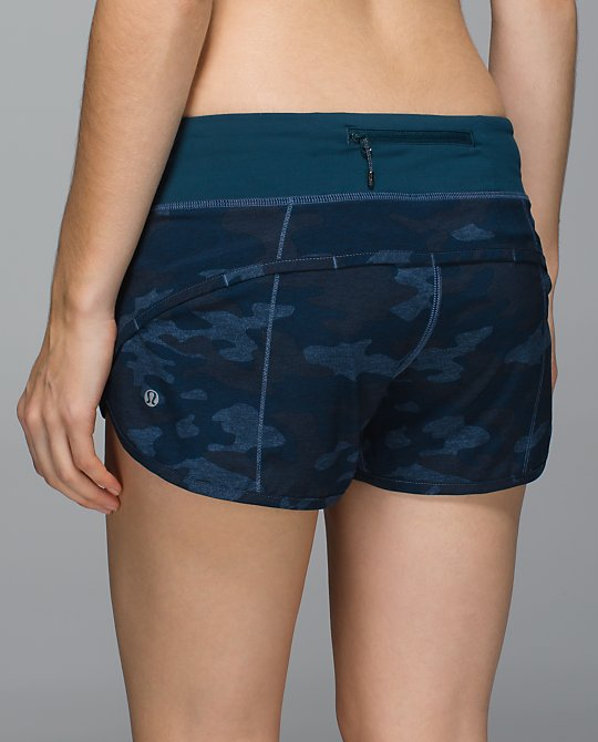 lululemon camo speed short