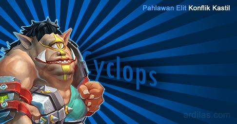 Cyclops - Pahlawan Elit - Konflik Kastil