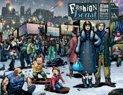 Fashion Beast # 8 - Alan Moore Facundo Percio