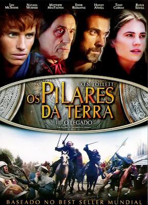 Os Pilares da Terra 3: O Legado - DVDRip Dual Áudio