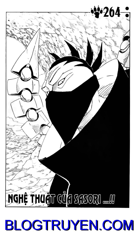 Naruto chap 264 Trang 1 - Mangak.info