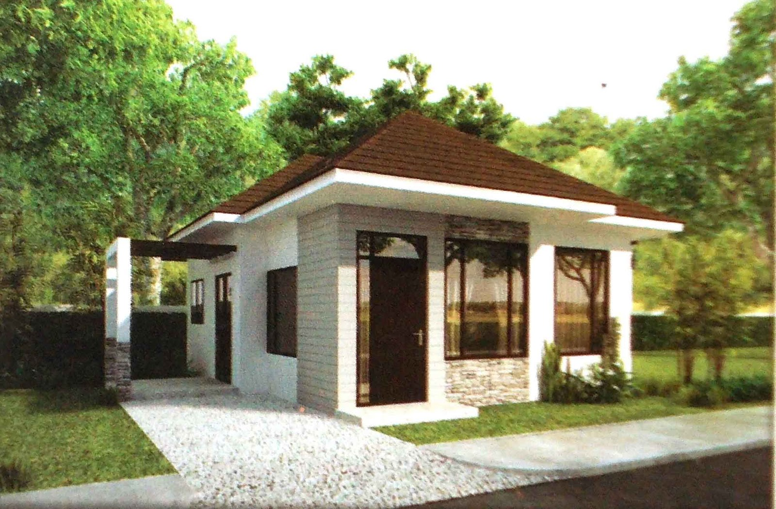 Nicebalay For Sale Very Cheap 2 Bedroom Bungalow House