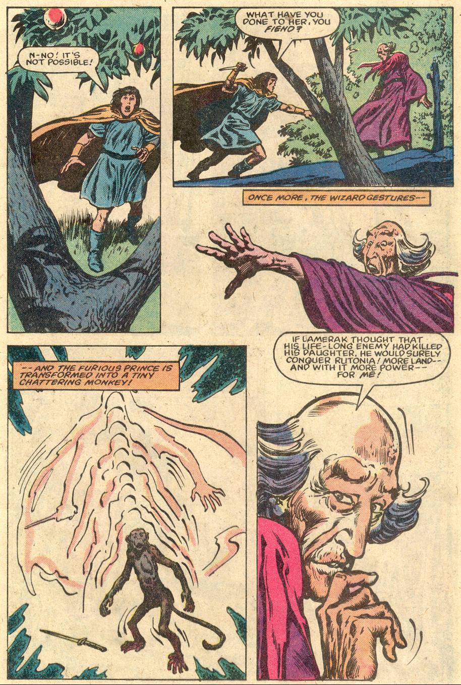 Conan the Barbarian (1970) Issue #148 #160 - English 18