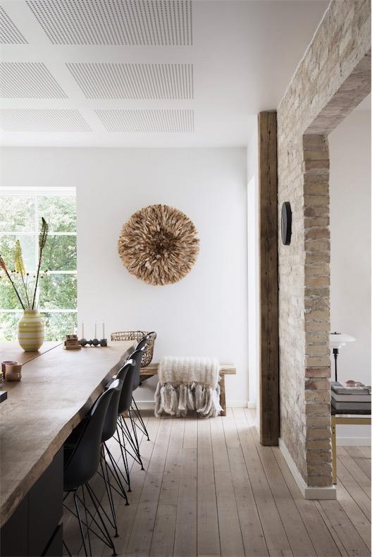 casa decorada el más puro estilo escandinavo