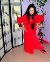 Grand Master Gloria Blancia