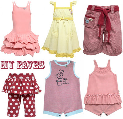 Eeni Meeni Miini Moh Spring Summer 2011 kids clothes - my favourites