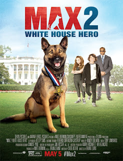 Poster Max 2: White House Hero