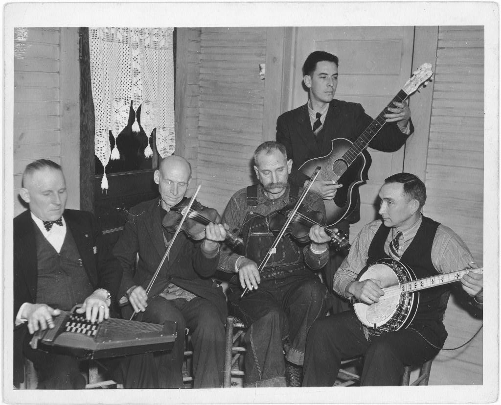 Old time stringband