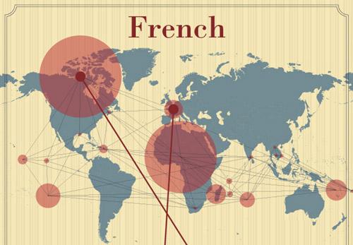 ¿Dónde se habla francés?