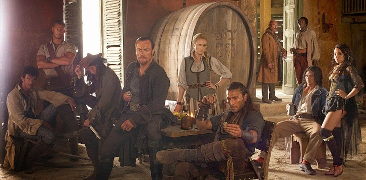 Black Sails - Episode 1.01 - I - Review and Teasers
