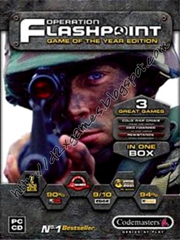 Free Download Games - Operation Flashpoint Red Hammer