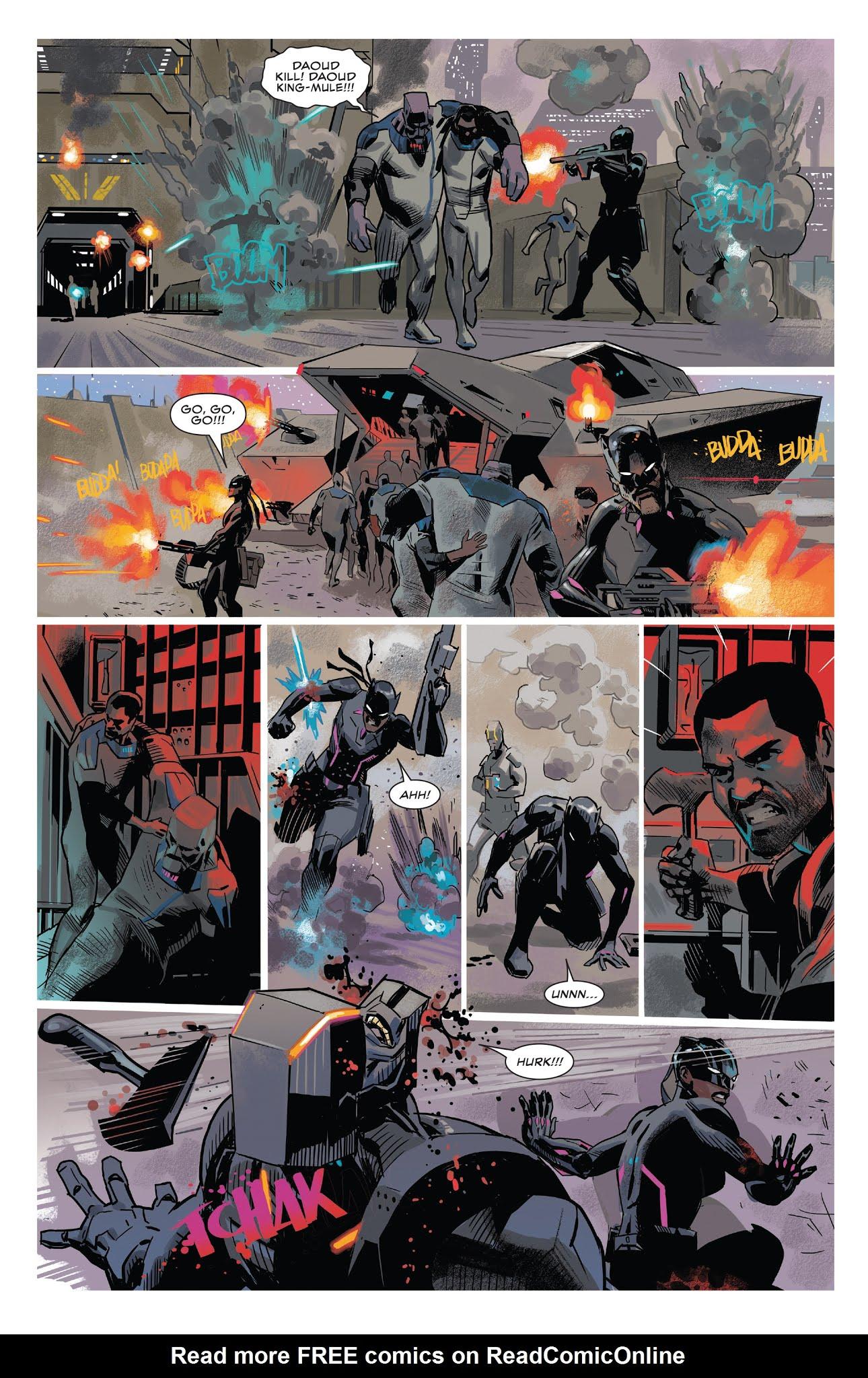 Black Panther (2018) #1 #18 - English 28