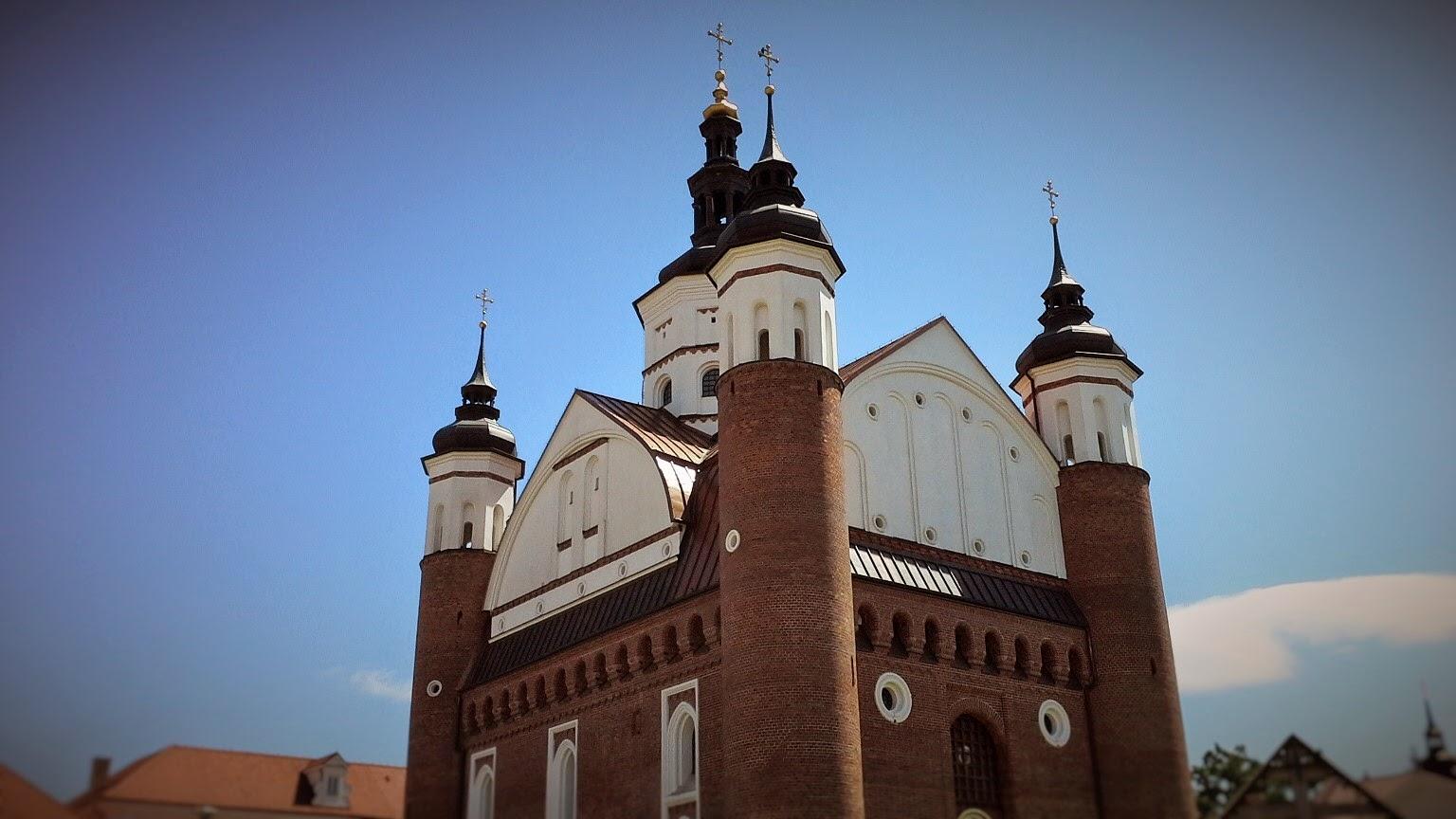 I monasteri ortodossi di Suprals in Polonia