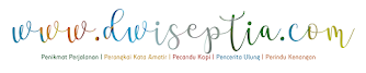 Dwi Septia's Blog