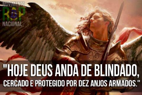 Deus anda de Blindado