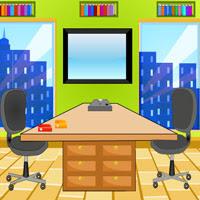 GamesPerk Office Room Escape Walkthrough