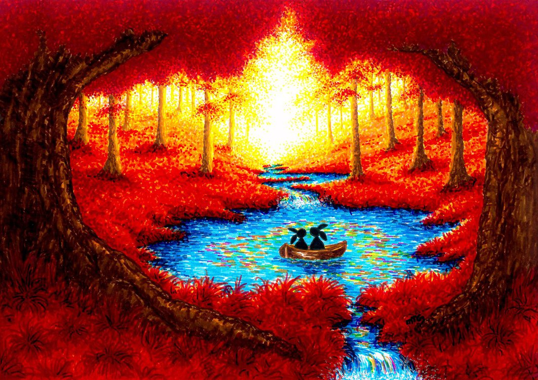 06-Circle-of-Hope-XBUDDYFORME-Modern-Impressionist-Style-Applied-to-Vivid-Drawings-www-designstack-co