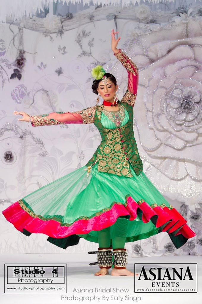 Asiana Bridal Show Catwalk 2012: Bridal Truth's top 10 Outfits